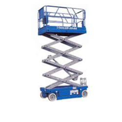 Scissor lift operator training Midlands