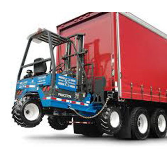 Vehicle mounted forklift truck driver training Midlands area
